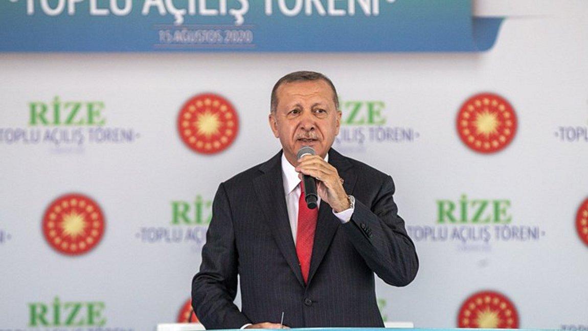 Νέα «εμπρηστική» δήλωση Ερντογάν για Oruc Reis: Σε περίπτωση παρέμβασης θα κάνουμε ότι χρειαστεί