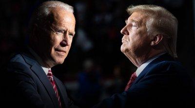 Εκλογές ΗΠΑ 2020: Όλα έτοιμα για το πρώτο ντιμπέιτ Τραμπ-Μπάιντεν - Τα έξι μέρη της τηλεμαχίας - BINTEO