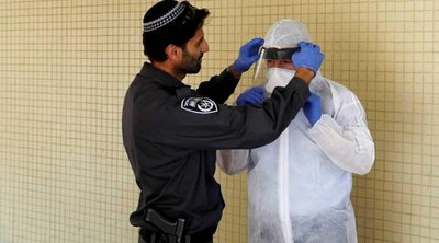 Ισραήλ-κορωνοϊός: Η καραντίνα θα παραταθεί, προειδοποιεί ο υπουργός Υγείας