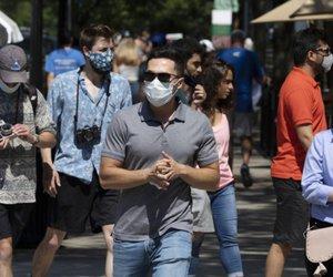 Τέλος οι μάσκες από αύριο σε εξωτερικούς χώρους - Αρση της απαγόρευσης κυκλοφορίας από Δευτέρα