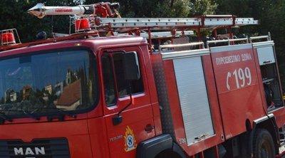 Θεσσαλονίκη: Υπό μερικό έλεγχο η πυρκαγιά στη Μικροκώμη