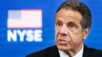 Ο κυβερνήτης της Ν. Υόρκης Κουόμο υπό αυξανόμενη πίεση μετά από τρίτη καταγγελία για ανάρμοστη συμπεριφορά