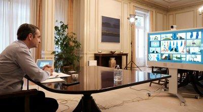 Με τηλεδιάσκεψη συνεδριάζει το υπουργικό συμβούλιο την Πέμπτη – Τα θέματα που θα συζητηθούν