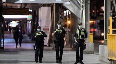 Αυστραλία-Κορωνοϊός: Μονοψήφιος αριθμός νέων κρουσμάτων στη Βικτόρια - Αίρεται η απαγόρευση νυχτερινής κυκλοφορίας