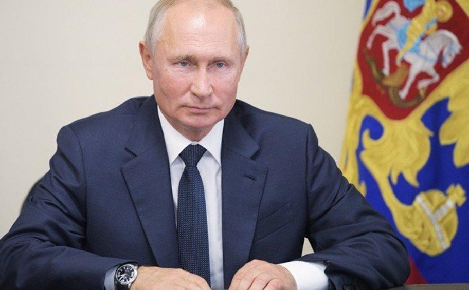 Πούτιν: Η πανδημία στην Ρωσία υποχωρεί σταδιακά
