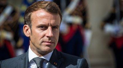Ο Μακρόν καταθέτει αίτημα για μέτρα κατά Τουρκίας στην επόμενη Σύνοδο Κορυφής