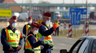 Κορωνοϊός: Αριθμό ρεκόρ νέων κρουσμάτων ανακοίνωσαν οι αρχές της Ουγγαρίας - Οι νοσηλευόμενοι ξεπερνούν τους 4.000