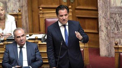 Άδωνις Γεωργιάδης σε ΣΥΡΙΖΑ: «Έπρεπε να σας είχαμε πάει στο ειδικό δικαστήριο για τη ΔΕΗ»