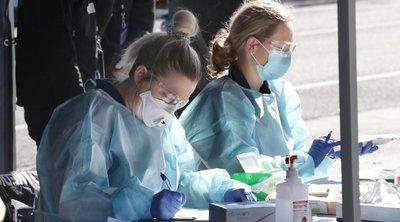 Αυστραλία-κορωνοϊός: Δεν υπάρχουν σχέδια για την ένταξη του εμβολίου της J&J στην εκστρατεία εμβολιασμού