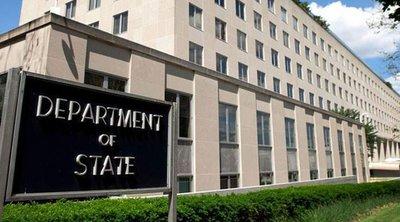 Στέιτ Ντιπάρτμεντ: Οι ΗΠΑ προτρέπουν όλες τις πλευρές να σταματήσουν αμέσως τις εχθροπραξίες στο Ναγκόρνο-Καραμπάχ