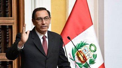 Κορωνοϊός-Περού: Δεκαετής αποκλεισμός από κάθε δημόσιο αξίωμα στον πρώην πρόεδρο - Εμβολιάστηκε χωρίς να πληροί τις προϋποθέσεις