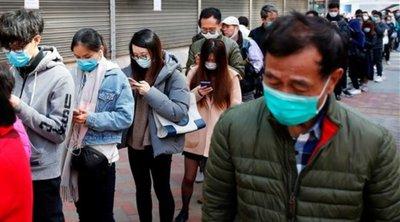 Ν. Κορέα: Ο χαμηλότερος αριθμός κρουσμάτων κορωνοϊού μετά τις 11 Αυγούστου