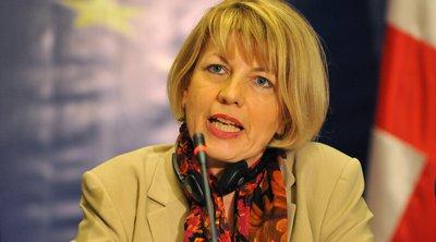 ΟΑΣΕ: Η Γερμανίδα Χέλγκα Σμιτ θα προταθεί για Γενική Γραμματέας του Οργανισμού για την Ασφάλεια και τη Συνεργασία στην Ευρώπη