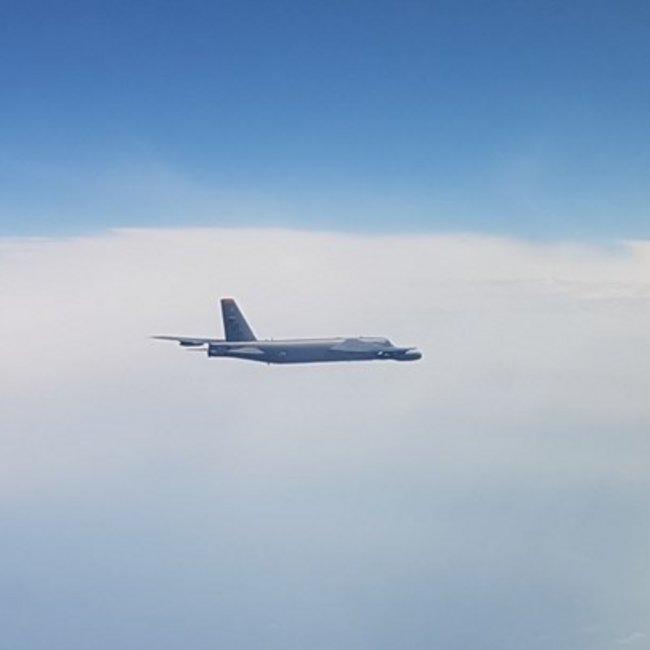 Μόνο Ελληνικά F-16: Οι ΗΠΑ γύρισαν την πλάτη στην Τουρκία - Νέα συνοδεία Β-52 - ΦΩΤΟ - ΒΙΝΤΕΟ