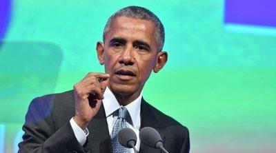 ΗΠΑ: Ο Μπαράκ Ομπάμα κάνει εκστρατεία στη Βιρτζίνια για μια κρίσιμη τοπική εκλογή