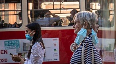 Κορωνοϊός-Τσεχία: Ο χαμηλότερος ημερήσιος απολογισμός κρουσμάτων από τις 20 Σεπτεμβρίου