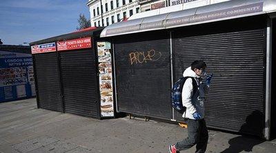 Βρετανία: Στο υψηλότερο επίπεδο από το 2016 το ποσοστό ανεργίας εξαιτίας του δεύτερου lockdown που επιβλήθηκε