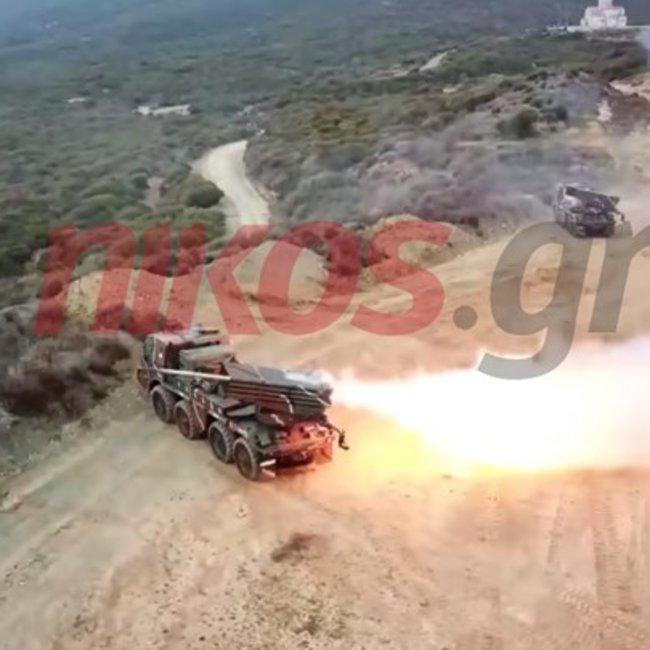 RM-70: Ο Στρατός διπλασιάζει την εμβέλεια των πυραύλων με ελληνικά χέρια - ΦΩΤΟ