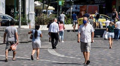 Κορωνοϊός: Πάνω από το 1 ο δείκτης μεταδοτικότητας Rt στην Αττική