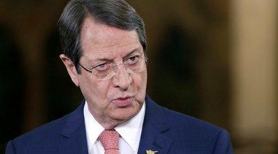 Κύπρος: Τηλεφωνική επικοινωνία Ν. Αναστασιάδη με τον νέο πρωθυπουργό του Ισραήλ Ναφτάλι Μπένετ