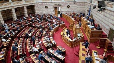 Βουλή: «Πάγωσε» και επισήμως το μνημόνιο κατανόησης με το Αζερμπαϊτζάν