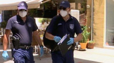 Κορωνοϊός: Εξι παραβάσεις λειτουργίας καταστημάτων, 238 για μετακίνηση και 1.355 για μη χρήση μάσκας