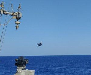 Ελλάδα-Ηνωμένα Αραβικά Εμιράτα «σκίζουν» με F-16 για τέταρτη εβδομάδα τους αιθέρες στη Μεσόγειο