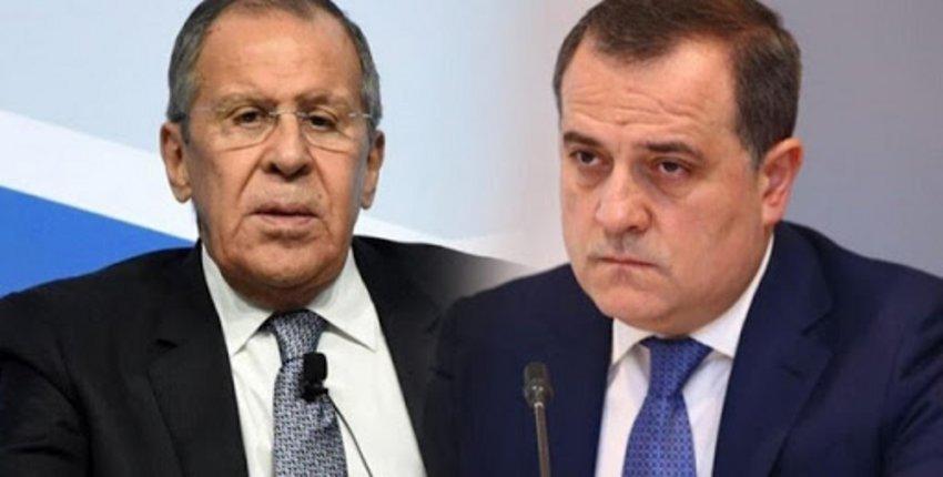 Ο Αζέρος ΥΠΕΞ ενημέρωσε τον Ρώσο ομόλογό του για την κατάσταση στο Ναγκόρνο-Καραμπάχ