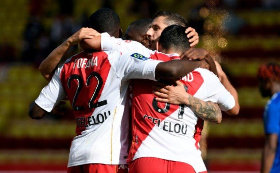 Ανεβαίνει η Μονακό - Επικράτησε στο «Λουί Ντε» της Στρασμπούρ με 3-2