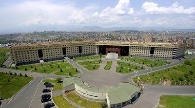 Το υπ. Άμυνας της Αρμενίας εξετάζει πληροφορίες ότι Σύροι μαχητές πολεμούν μαζί με τους Αζέρους - «Ανοησίες» απαντά το Αζερμπαϊτζάν