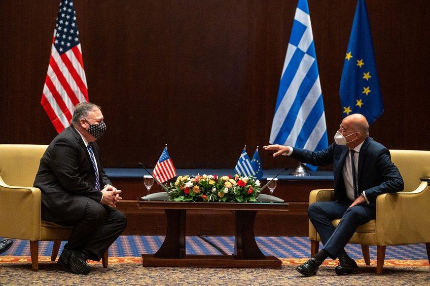 Κοινή Δήλωση Ελλάδας - ΗΠΑ: Επιβεβαιώνονται οι εξαιρετικές διμερείς σχέσεις