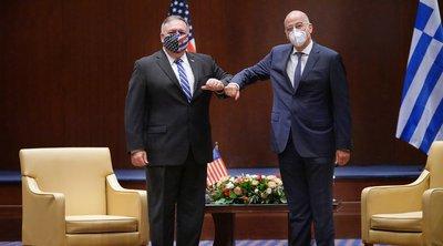 Πέτσας: Η επίσκεψη Πομπέο υπογραμμίζει την αναβαπτισμένη στρατηγική σχέση Ελλάδας- ΗΠΑ