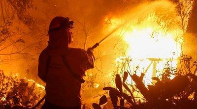 ΗΠΑ: Εκκενώνονται νοσοκομείο και εκατοντάδες σπίτια μετά από πυρκαγιά στην κοιλάδα της Νάπα