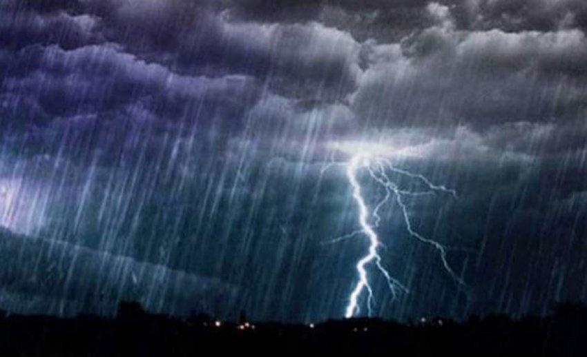 Εκτακτο της ΕΜΥ: Ισχυρές βροχές, καταιγίδες και χαλάζι – Πού αναμένονται έντονα φαινόμενα