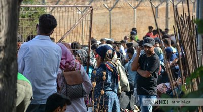 Λέσβος: Μεταφορά 700 προσφύγων από τον καταυλισμό του Καρά Τεπέ σε δομές