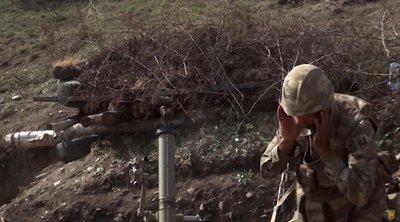 Πεδίο πολέμου το Ναγκόρνο-Καραμπάχ: Αλληλοκατηγορίες για φονικά πλήγματα κατά οικισμών αμάχων - ΒΙΝΤΕΟ