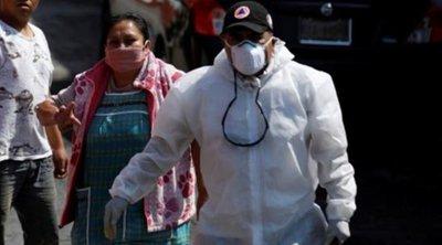 COVID-19: 173 θάνατοι στο Μεξικό το τελευταίο 24ωρο