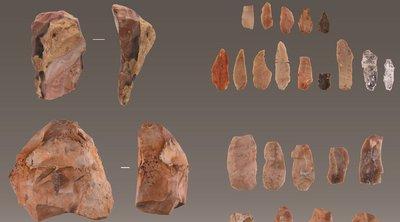 Ο Homo sapiens έφθασε στο δυτικότερο σημείο της Ευρώπης 5.000 χρόνια νωρίτερα από τις έως τώρα εκτιμήσεις