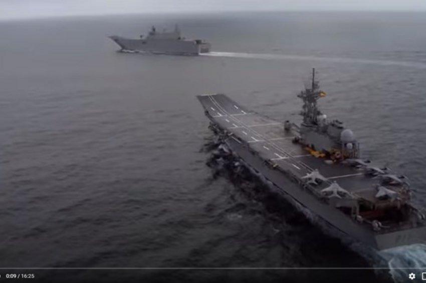 Η Τουρκία απαντά στα Rafale της Ελλάδας με... Harrier - ΦΩΤΟ – ΒΙΝΤΕΟ