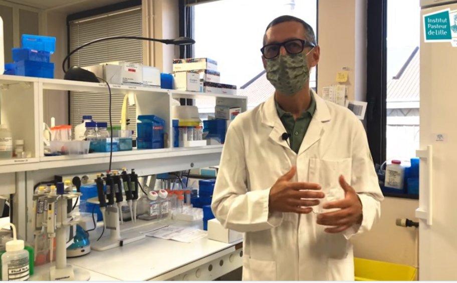 Γαλλία: Παράρτημα του Ινστιτούτου Παστέρ στη Λιλ εντόπισε ουσία κατά του κορωνοϊού; – Τι λέει ο επιστημονικός διευθυντής του - ΒΙΝΤΕΟ