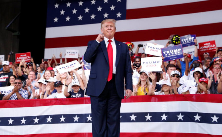 Channel 4 News: Το επιτελείο Τραμπ προσπάθησε να αποθαρρύνει εκατομμύρια Αφροαμερικανούς για να μην ψηφίσουν το 2016