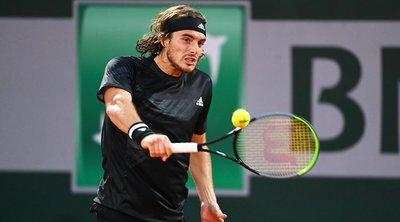 Μουνάρ - Τσιτσιπάς 2-3: Με τρομερή ανατροπή στον 2ο γύρο του Roland Garros - ΒΙΝΤΕΟ