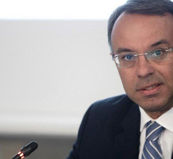 Σταϊκούρας στον realfm: Μελετάμε νέες διευκολύνσεις για οφειλές στην εφορία - Τι είπε για την ύφεση