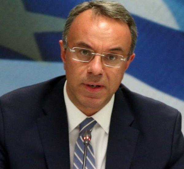 Σταϊκούρας: Ενδέχεται να παραταθούν οι αναστολές πληρωμών για φορολογικές και ασφαλιστικές υποχρεώσεις και μετά τον Απρίλιο