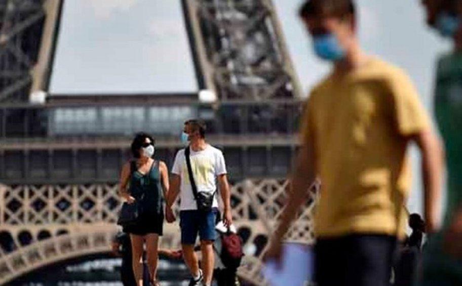 Κορωνοϊός-Γαλλία: Αρνητικό ρεκόρ κρουσμάτων, σχεδόν 32.500 μέσα σε 24 ώρες
