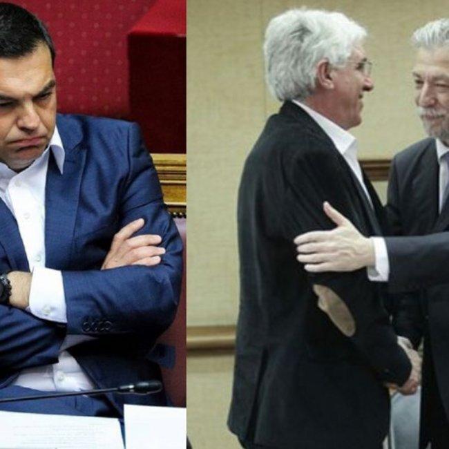 Βαθαίνει το ρήγμα στον ΣΥΡΙΖΑ - Κοντονής: «Είναι άθλιοι, συκοφάντες» - Στήριξη από Παρασκευόπουλο