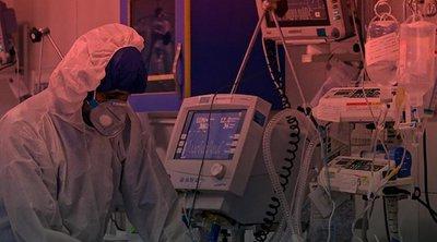Κορωνοϊός: Σε ασφυκτική πίεση το ΕΣΥ – Στα ύψη η πληρότητα των ΜΕΘ στην Αττική