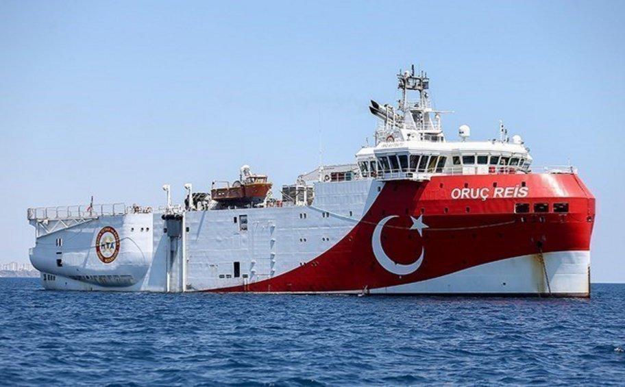 Συνεχίζουν τις προκλήσεις οι Τούρκοι: Νέα Navtex του Ορούτς Ρέις στην Αν. Μεσόγειο