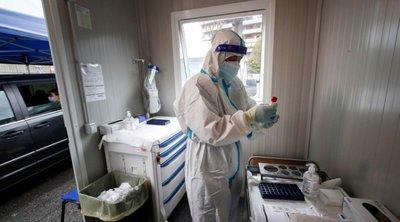Γερμανία - Ρόμπερτ Κοχ: Ξεπέρασαν το 1 εκατομμύριο οι εμβολιασμοί