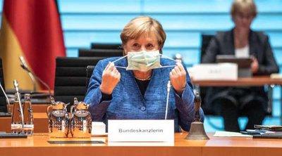 Μερικό lockdown στη Γερμανία - Μέρκελ: «Είναι μια πολύ δύσκολη ημέρα»